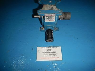 Morse 10W-8-2-LRGear Box Reducer Dual Output Shaft 15:1 Ratio
