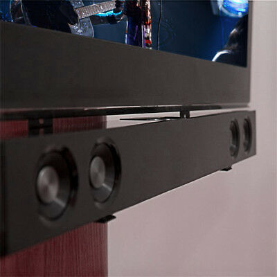 Universal Sound Bar Playbar Speaker TV Bracket VESA Mount Holder For Samsung LG