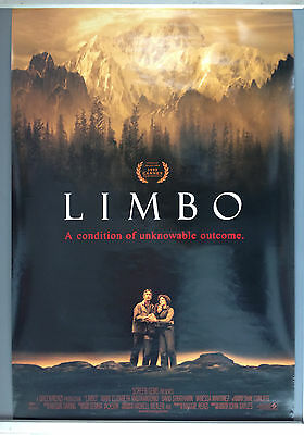 Cinema Poster: LIMBO 1999 (One Sheet) David Stathairn Mary Elizabeth Mastrantoni