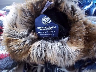 Trapper hats by American Eagle set of 3