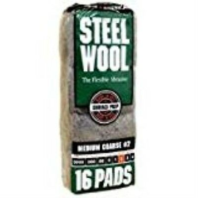 The Homax Group 106605-06 Medium Coarse Steelwool Pad