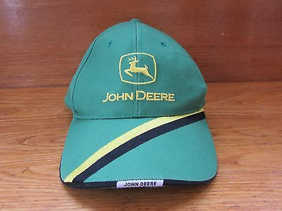 John Deere Cap Hat Adjustable