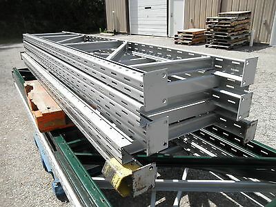 "24"" Ridge U Rack Uprights for Pallet Racking......"