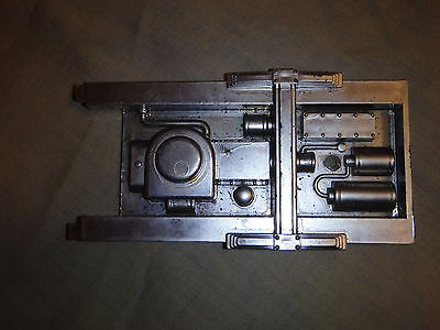 1970 Hess Firetruck Chassis Engine Cover and Axle Cover ORIGINAL