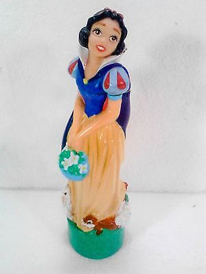 Snow White Disney Shampoo Bottle Kid Care Empty Collectable 1993