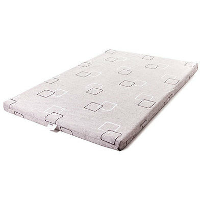 All Purpose Foam Matress 104 x 71cm  Mould and Bacteria RESISTANT With Cover