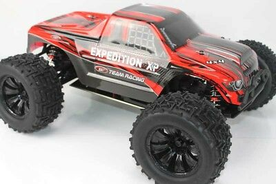 COCHE RC EXPEDITION XP BRUSHLESS 80A 11.1V ROJO SST Racing (SST1999-R)
