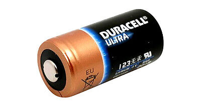 20x CR123 Batterie Lithium Photo CR123A lose Bulk 3V DURACELL Ultra