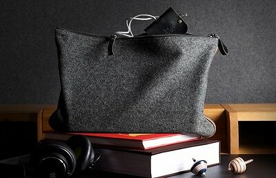 hardgraft large personal pouch