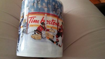 Tim Horton's The Winning Goal Le But Gagnant Limited Edition 002 Mug