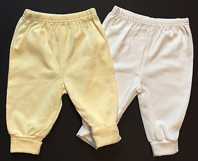 2 Pair of Pants Size 3-6 months by Carter's