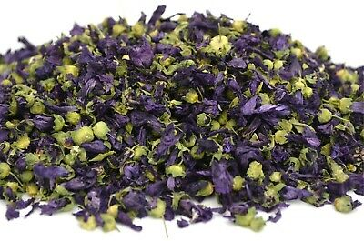 Blue Mallow, Dried Flowers Natural Blue Tea Wedding Confetti Crafts BEST QUALITY