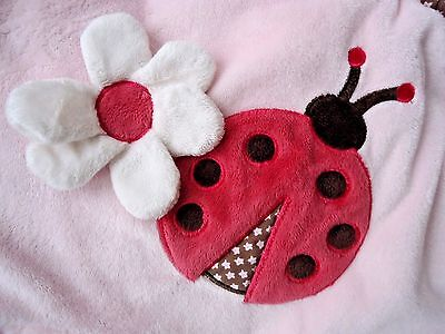 Boppy Pillow Cover Ladybug