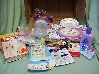 Baby Registry Welcome Box