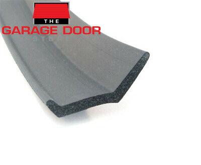 Panel Lift Wood Garage Door Bottom Seal - Heavy Duty Epdm Rubber