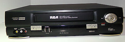 RCA VR634HF Video Cassette Recorder VHS/VCR Player - Works Great