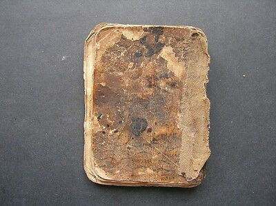Ottoman Turkish Arabic Islamic Manuscript Old Book
