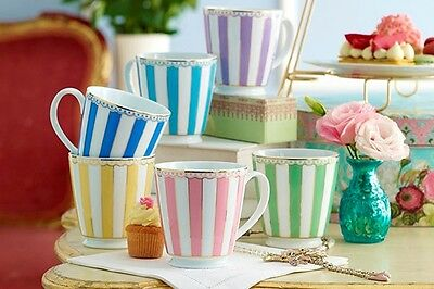 Noritake Carnivale Mug Set of 6 assorted Colours Special Price