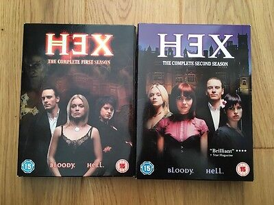 Hex Series 1 and 2 DVD Box Sets