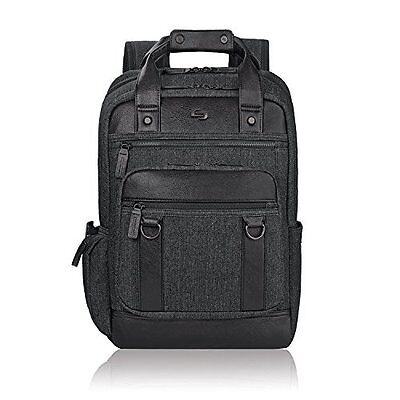 Solo Solo Executive Backpack W/ Padded Compartment For Laptops Up To 15.6""