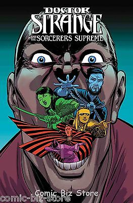 Doctor Strange And The Sorcerers Supreme #6 (2017) 1St Printing Marvel Comics