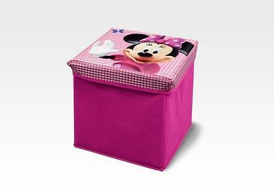 Delta Children's Minnie Mouse Collapsible Ottoman