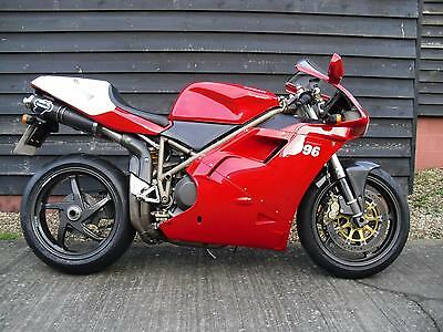 Ducati 996 Sps In Outstanding Standard Condition With Low Mileage.