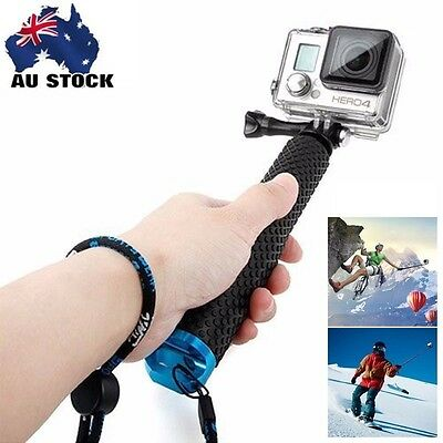 GoPro Monopod Pole Mount Handle Selfie Stick Telescopic Go Pro Hero4 3+ 3 2 1 5