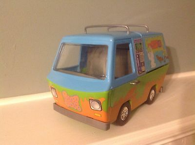 Scooby Doo 's The Mystery Machine -Ghost Patrol Vehicle Van