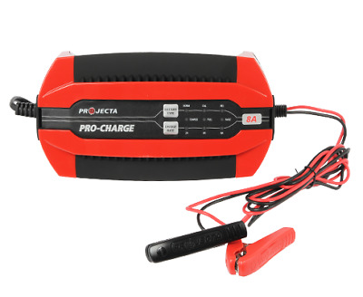 PROJECTA Pro-Charge Car Battery Charger - PC800