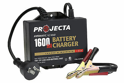 PROJECTA Battery Charger Onboard 2.5Amp - AC250B
