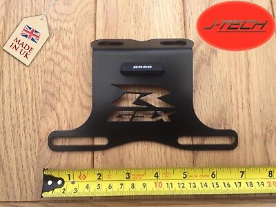 **SUZUKI GSX-R 600 / 750 / 1000 TAIL TIDY 2010-2017 Number Plate Holder GSXR**