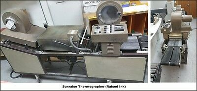 Sunrise Thermography HP-15 Unit