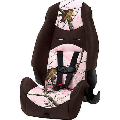 Cosco Highback 2 In 1 Booster Car Seat Realtree Ap Pink