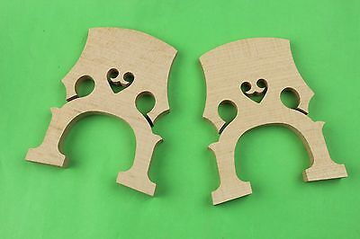 20 pcs student 4/4 cello bridges. cello parts accessories
