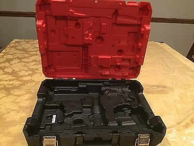 New Milwaukee EMPTY Carrying Case for 2796-22 M18 FUEL Impact & Hammer Drill