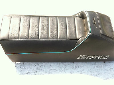 1992 Arctic Cat Jag Deluxe Seat Assembly In Excellent Condition