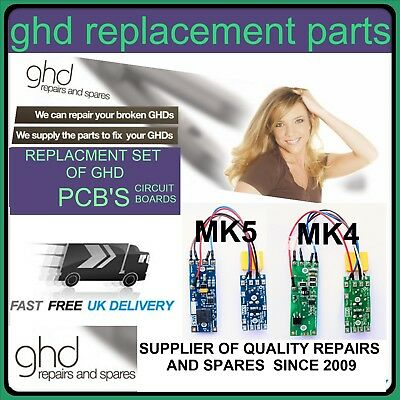 GHD Hair Straightener Replacement PCB's,fully tested