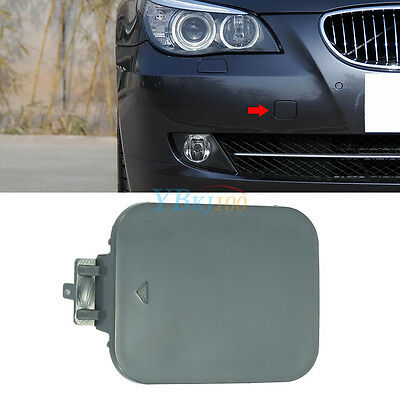 1x Front Bumper Tow Hook Cover Cap For BMW E60 E61 5 Series 2008-2010 NEW BT