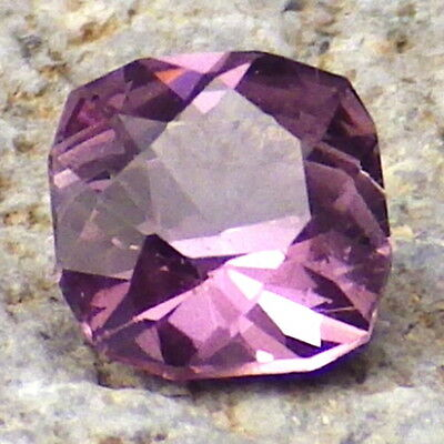 LAVENDER-PINK SPINEL-MADAGASCAR 0.63Ct CLARITY P1-BEAUTIFUL COLLECTOR GRADE!