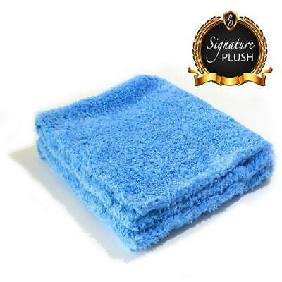 Edgeless Microfibre Cloth | Plush Deluxe 465GSM  Car Detailing Pure Definition ®