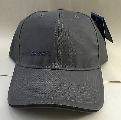 Challenger Bombardier Ball Cap Hat New with Tags