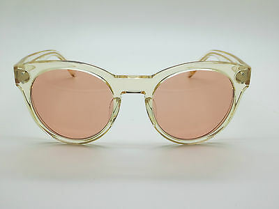 Sunglasses Peoples 52mm Maison Oliver Clear Kitsune Buffpink New X Paris wO0mN8nvPy