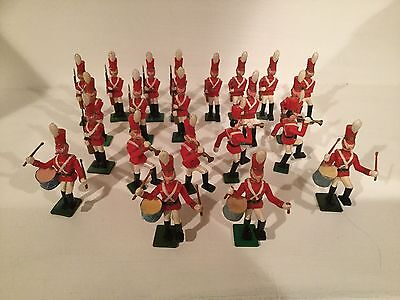 """Walt Disney 1961 """"Babes In Toyland"""" Marching Toy Soldiers, Qty22 Total"""