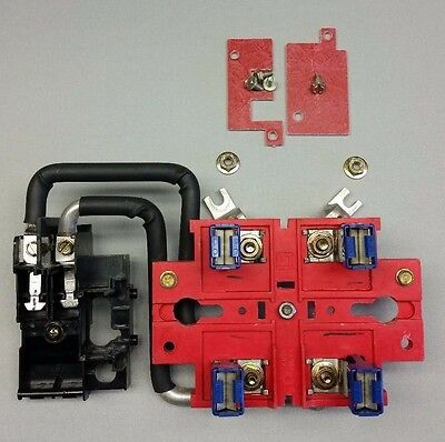 NEW Square D MM125KIT 125A EZ ring type Meter Socket & Breaker Module for QO