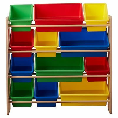 Sort and Store Toy Organizer for KIDS Multi Color Brand New