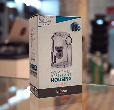 Brinno ATH120 Weather Resistant Housing for TLC200 Pro TimeLapse Camera