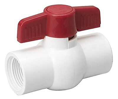 "Proline 107-137 1.5"" IPS PVC Ball Valve"