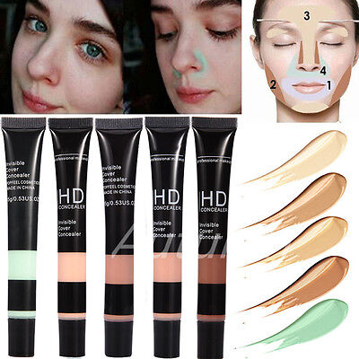 Makeup Foundation Primer Concealer Base Cream Cover Moisturizer Cream Cosmetic