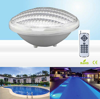 PC Par56 35W SMD2835 441led swimming Underwater pool light IP68+ New Remote